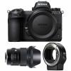 Nikon Z6 + Sigma 24mm F1.4 DG HSM Art + Nikon FTZ | Garantie 2 ans