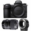 Nikon Z7 + Sigma 35mm F1.4 DG HSM Art + Nikon FTZ | 2 años de garantía