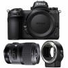 Nikon Z7 + Sigma 35mm F1.4 DG HSM Art + Nikon FTZ | Garantie 2 ans