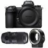 Nikon Z7 + Sigma 100-400mm F5-6.3 DG OS HSM Contemporary + Nikon FTZ | Garantie 2 ans