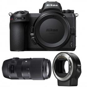 Nikon Z6 + Sigma 100-400mm F5-6.3 DG OS HSM Contemporary + Nikon FTZ