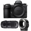 Nikon Z6 + Sigma 100-400mm F5-6.3 DG OS HSM Contemporary + Nikon FTZ | 2 Years Warranty