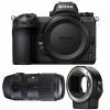 Nikon Z6 + Sigma 100-400mm F5-6.3 DG OS HSM Contemporary + Nikon FTZ | Garantie 2 ans