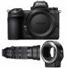 Nikon Z7 + Sigma 120-300mm F2.8 DG OS HSM Sports + Nikon FTZ | 2 Years Warranty