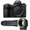Nikon Z6 + Sigma 120-300mm F2.8 DG OS HSM Sports + Nikon FTZ | Garantie 2 ans