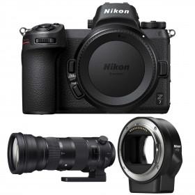 Nikon Z7 + Sigma 150-600mm F5-6.3 DG OS HSM Contemporary + Nikon FTZ   2 Years Warranty
