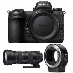 Nikon Z6 + Sigma 150-600mm F5-6.3 DG OS HSM Contemporary + Nikon FTZ | 2 Years Warranty