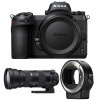 Nikon Z6 + Sigma 150-600mm F5-6.3 DG OS HSM Contemporary + Nikon FTZ