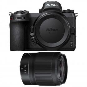 Cámara mirrorless Nikon Z7 + NIKKOR Z 35mm f/1.8 S