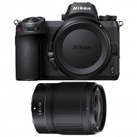 Nikon Z6 + NIKKOR Z 35mm f/1.8 S