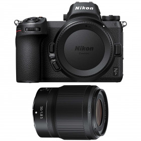 Nikon Z7 + NIKKOR Z 50mm f/1.8 S   2 Years Warranty