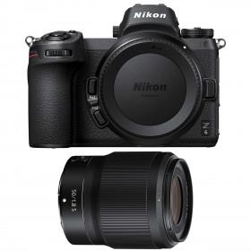 Nikon Z6 + NIKKOR Z 50mm f/1.8 S