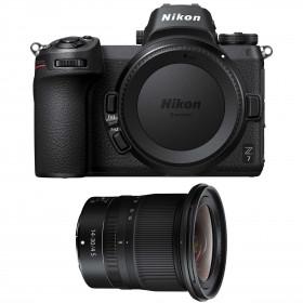 Cámara mirrorless Nikon Z7 + NIKKOR Z 14-30mm f/4 S
