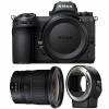 Nikon Z7 + NIKKOR Z 14-30mm f/4 S + Nikon FTZ | Garantie 2 ans