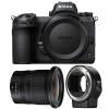Nikon Z6 + NIKKOR Z 14-30mm f/4 S + Nikon FTZ   2 años de garantía