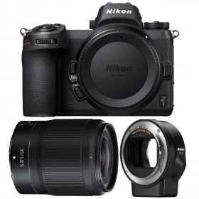 Nikon Z7 + NIKKOR Z 35mm f/1.8 S + Nikon FTZ   2 Years Warranty