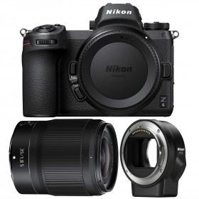 Nikon Z6 + NIKKOR Z 35mm f/1.8 S + Nikon FTZ