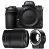 Nikon Z6 + NIKKOR Z 35mm f/1.8 S + Nikon FTZ | Garantie 2 ans