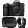 Nikon Z7 + NIKKOR Z 50mm f/1.8 S + Nikon FTZ | 2 Years Warranty