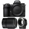 Nikon Z7 + NIKKOR Z 50mm f/1.8 S + Nikon FTZ | Garantie 2 ans