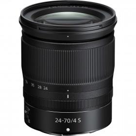 Nikon NIKKOR Z 24-70mm f/4 S | 2 Years Warranty