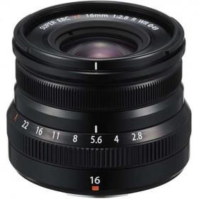 Fujifilm XF 16mm f/2.8 R WR Noir