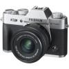 Fujifilm X-T20 Silver + XC 15-45 mm Noir | Garantie 2 ans