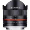 Samyang 8mm f2.8 UMC Fish-Eye CS II Sony E Black | 2 Years Warranty