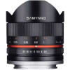 Samyang 8mm f2.8 UMC Fish-Eye CS II Fujifilm X Black | 2 Years Warranty