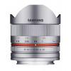 Samyang 8mm f2.8 UMC Fish-Eye CS II Fujifilm X Silver | Garantie 2 ans