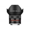 Samyang 12mm F2.0 NCS CS M 4/3 Black | 2 Years Warranty