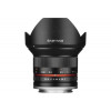 Samyang 12mm F2.0 NCS CS M 4/3 Negro