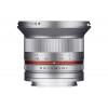 Samyang 12mm F2.0 NCS CS Canon M Silver
