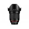 Samyang 16mm F2.0 ED AS UMC CS Canon Negro