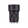 Samyang 85mm F1.8 ED UMC CS Micro 4/3 Negro