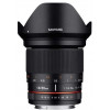 Samyang 20mm f/1.8 ED AS UMC Fuji X Black | 2 Years Warranty