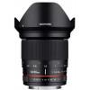 Samyang 20mm f/1.8 ED AS UMC Fuji X Noir | Garantie 2 ans