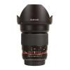 Samyang 24 mm / F 1,4 ED AS UMC Sony E Black   2 Years Warranty