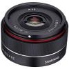 Samyang AF 35 mm F2.8 Sony E Negro