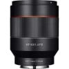 Samyang AF 50 mm f/1.4 Sony E Black | 2 Years Warranty