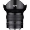 Samyang XP 14mm f/2.4 Canon AE Negro