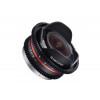 Samyang 7.5mm F3.8 UMC VDSLR Micro 4/3 Noir | Garantie 2 ans