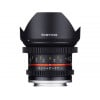 Samyang 12mm T2.2 NCS VDSLR Fuji X Black | 2 Years Warranty