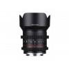 Samyang 21mm T1.5 Cine ED AS UMC CS Fuji X Noir | Garantie 2 ans