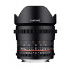 Samyang 16mm T2.6 ED AS UMC VDSLR Canon EF Noir | Garantie 2 ans