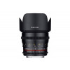 Samyang 50mm T1.5 AS UMC VDSLR Canon Black | 2 Years Warranty