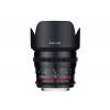 Samyang 50mm T1.5 AS UMC VDSLR Sony E Negro