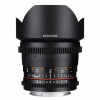 Samyang 10mm T3.1 ED AS NCS CS II VDSLR Canon Black | 2 Years Warranty