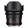 Samyang 10mm T3.1 ED AS NCS CS II VDSLR Nikon Negro