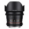 Samyang 10mm T3.1 ED AS NCS CS II VDSLR Sony E Noir | Garantie 2 ans